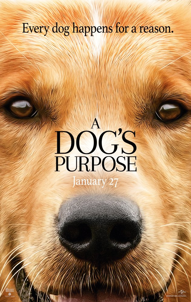 A Dog's Purpose 2017 Movie Watch Online Free