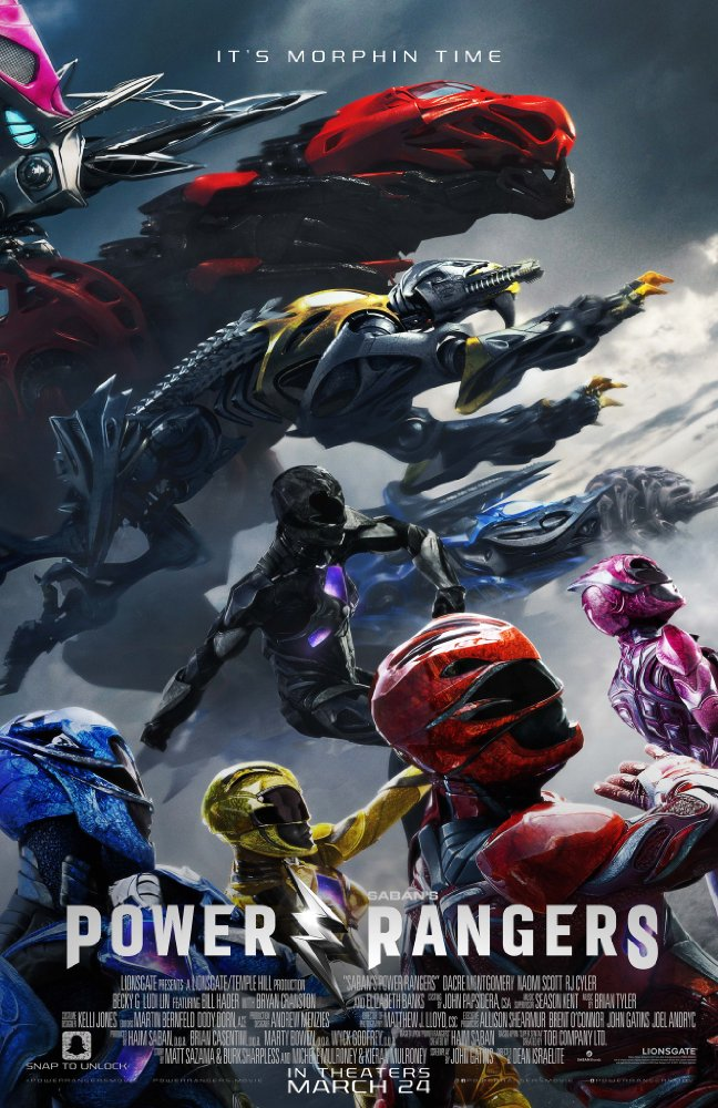 Power Rangers 2017 Movie Watch Online Free