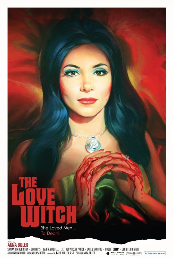 The Love Witch 2016 Movie Free Download