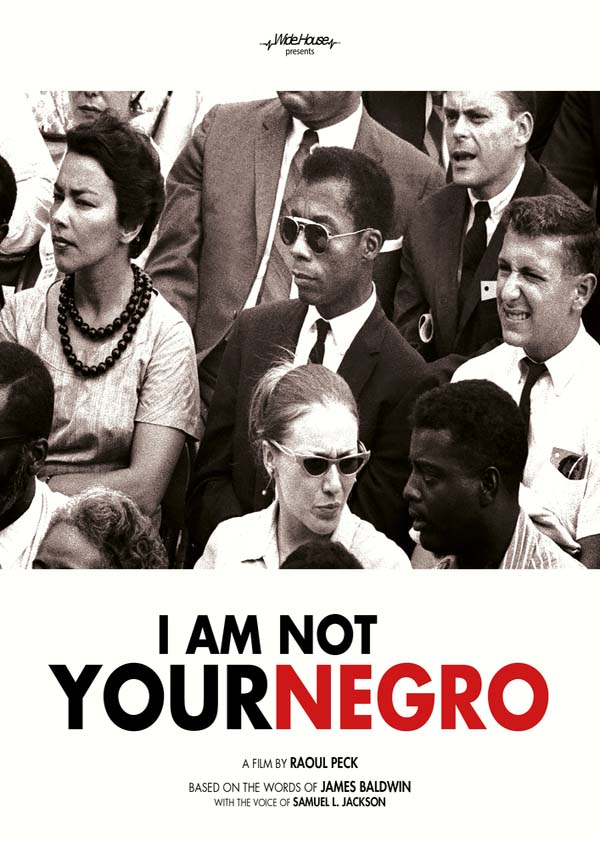 I Am Not Your Negro 2017 Movie Watch Online Free