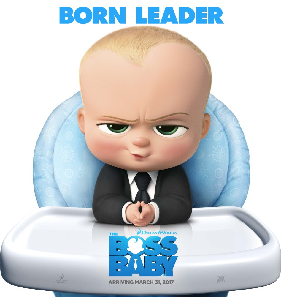 The Boss Baby 2017 Movie Free Download