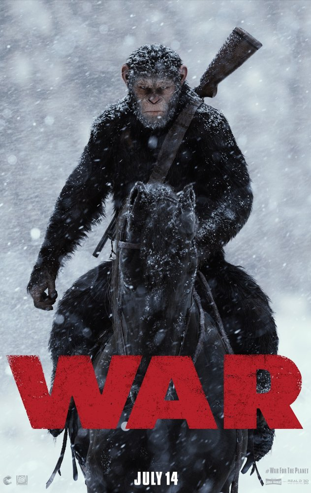 War for the Planet of the Apes 2017 Hindi Dubbed Movie Free Download